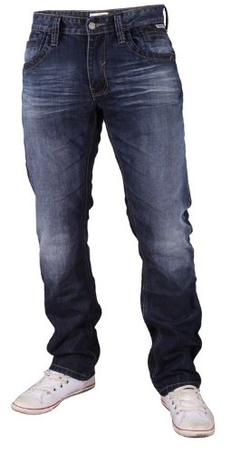 MISH MASH TAPERED BOSTON MID 87 JEANS
